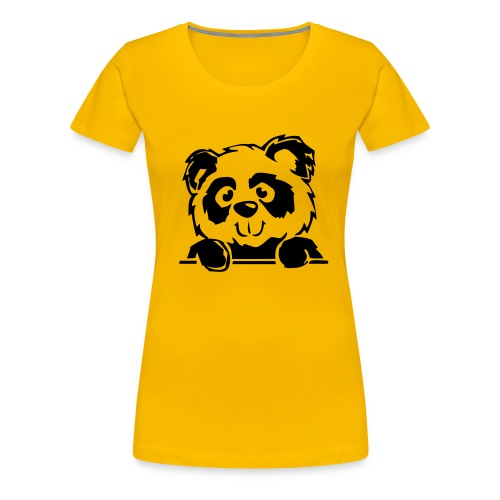 Teddy2 - Frauen Premium T-Shirt