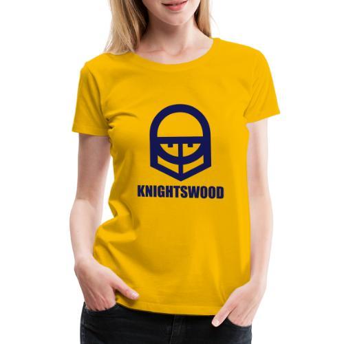 knightswood 2 - Women's Premium T-Shirt