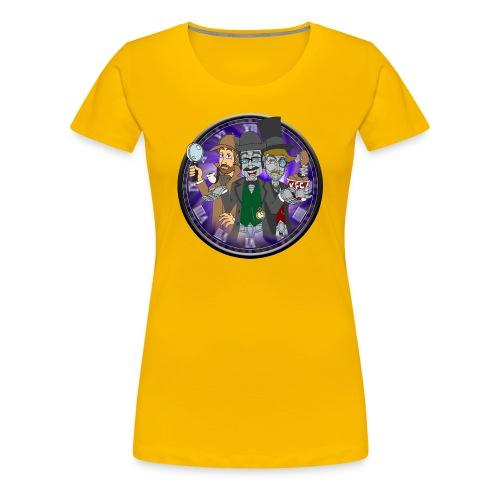 cast shirtclock2 - Women's Premium T-Shirt