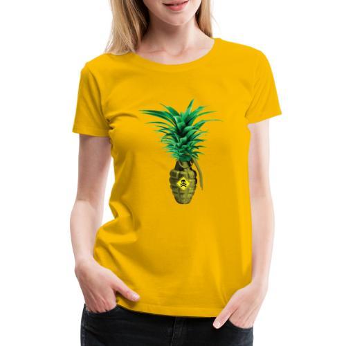 Ananas Granade - Maglietta Premium da donna
