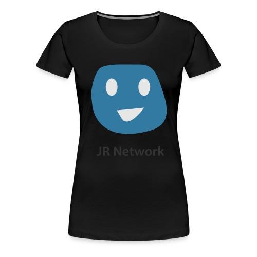 JR Network - Women's Premium T-Shirt