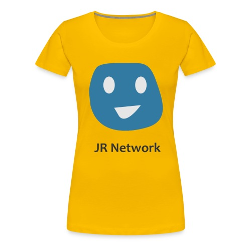 JR Network - Women's Premium T-Shirt