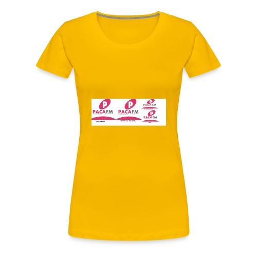 pacafm - T-shirt Premium Femme