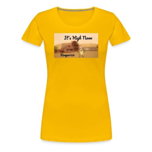 Potato Aim Kooper159 - Frauen Premium T-Shirt