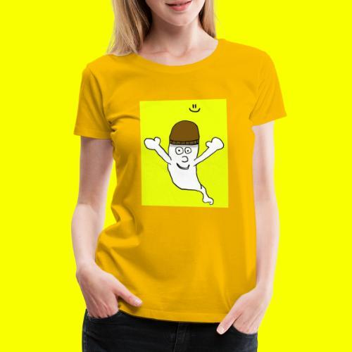 bobi le fantôme - T-shirt Premium Femme