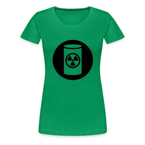 Nuclear - Naisten premium t-paita