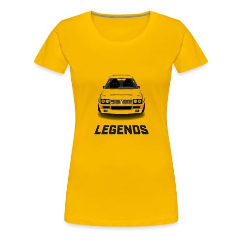 LEGENDS DELTA - T-shirt Premium Femme