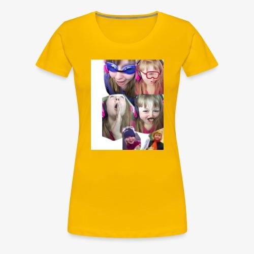MALINGÆNGH - Premium T-skjorte for kvinner