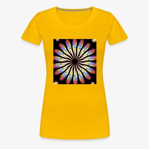 Sati Arco Iris 333 - Camiseta premium mujer
