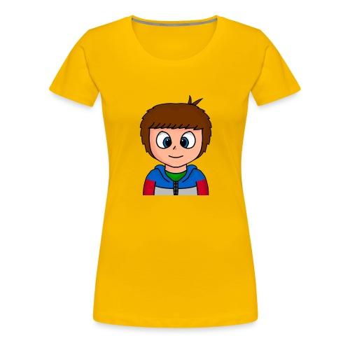 giofilms - Dame premium T-shirt