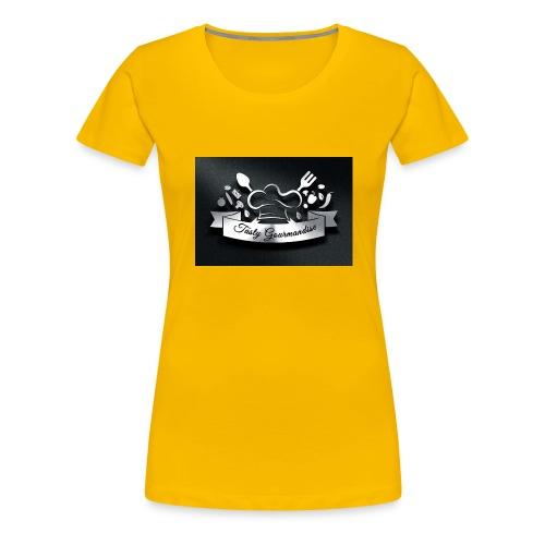 Mug Tastygourmandise - Women's Premium T-Shirt