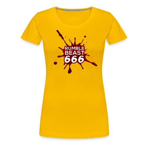 RB666 Logo png - Frauen Premium T-Shirt