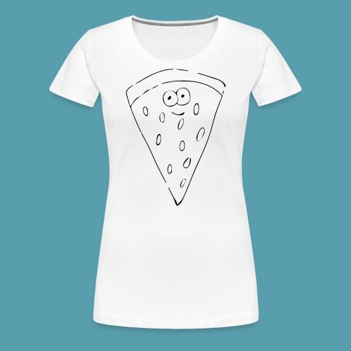 vesimelooni - Naisten premium t-paita