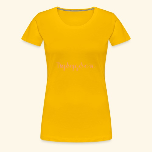 Nybygden - Premium-T-shirt dam