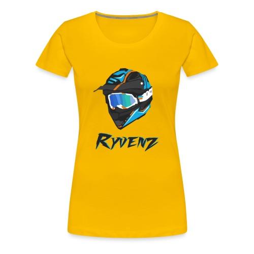 T SHIRT RYVENZ N2 - T-shirt Premium Femme