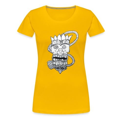SteamTiki - T-shirt Premium Femme