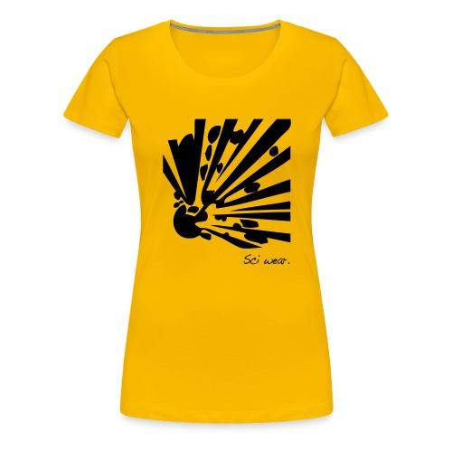 Explosive - Women's Premium T-Shirt