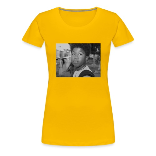 Just your average nigga - Women's Premium T-Shirt