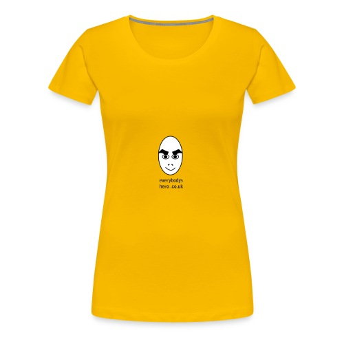 everybodyshero - Women's Premium T-Shirt
