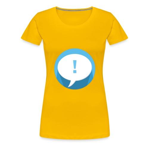 Phylactère - T-shirt Premium Femme