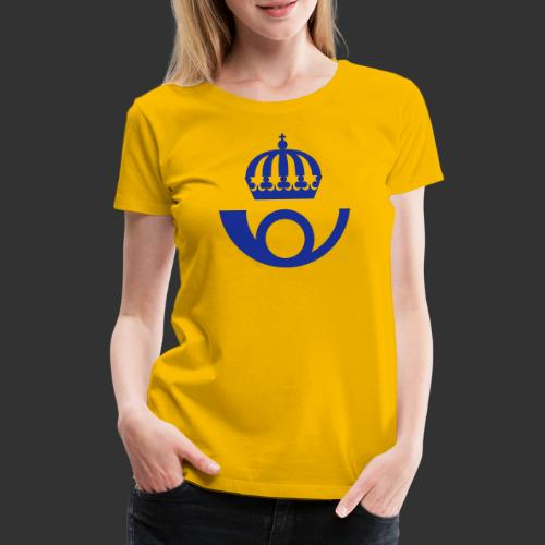 Kungliga Postverket - Premium-T-shirt dam