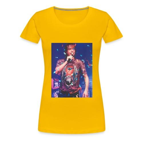 2016-02-18 11 - Frauen Premium T-Shirt