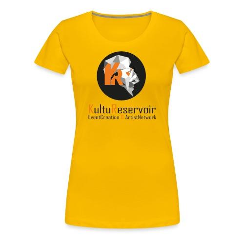 KultuReservoir official Brand - Frauen Premium T-Shirt