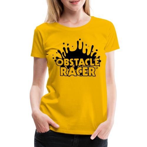 Obstacle Racer - T-shirt Premium Femme