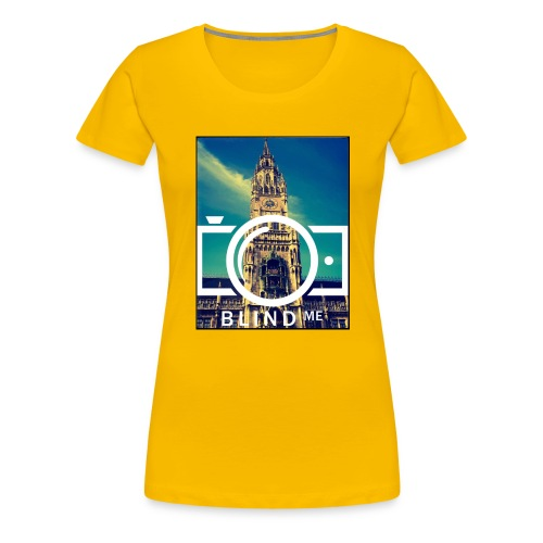 Offical BlindMe - Women's Premium T-Shirt