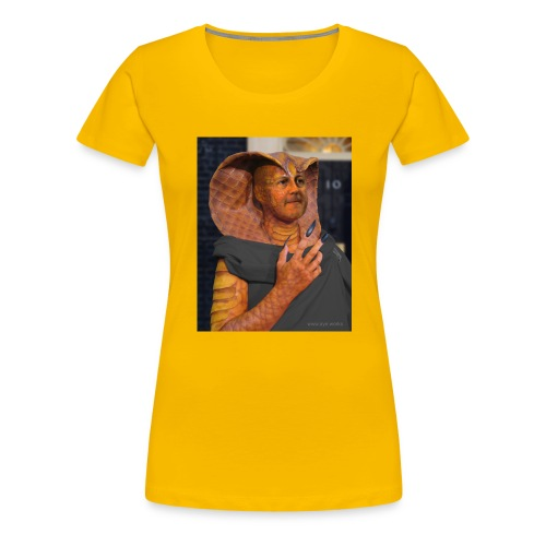 King Cobra - Women's Premium T-Shirt