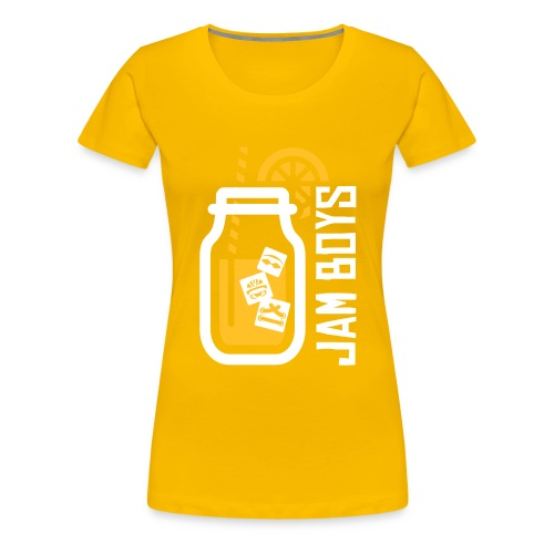 Jam Boy 1 - Women's Premium T-Shirt