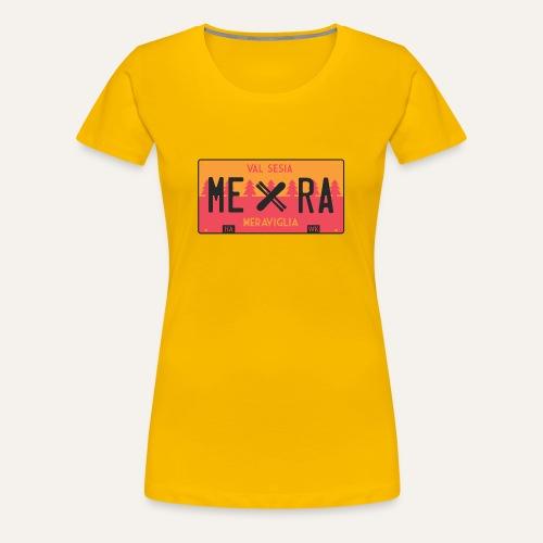 Plates III Mera - Maglietta Premium da donna