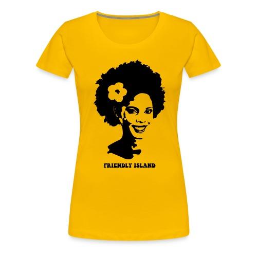 Métis - T-shirt Premium Femme