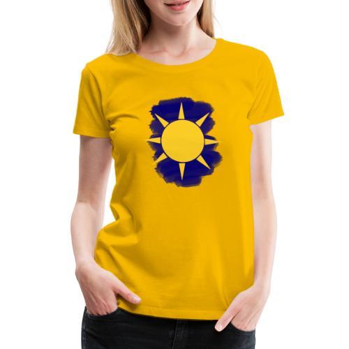 Sun - Camiseta premium mujer