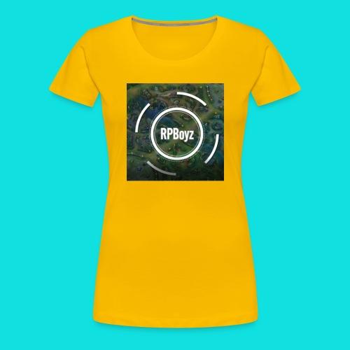 RPBoy Logo - Frauen Premium T-Shirt