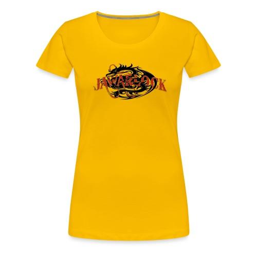 JaWarlock Logo - Women's Premium T-Shirt