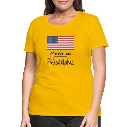 Philadelphia - Women's Premium T-Shirt