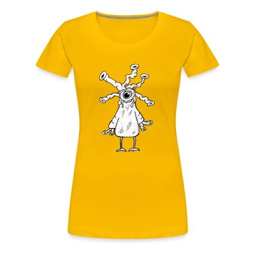 snorkelhead - T-shirt Premium Femme