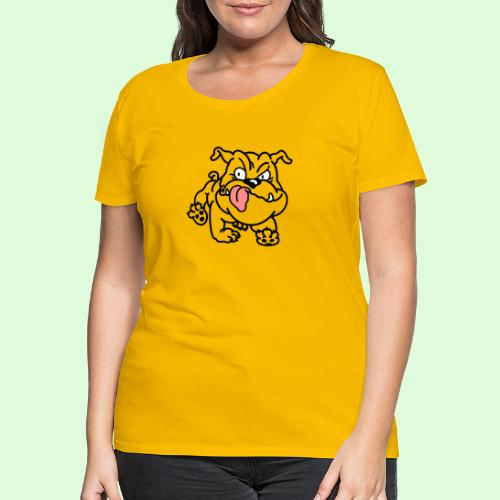 Ernestine, la caricature - T-shirt Premium Femme