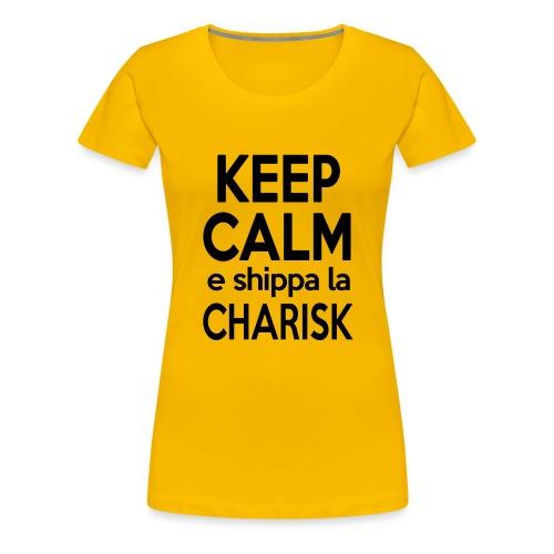 Shippa la Charisk - Maglietta Premium da donna