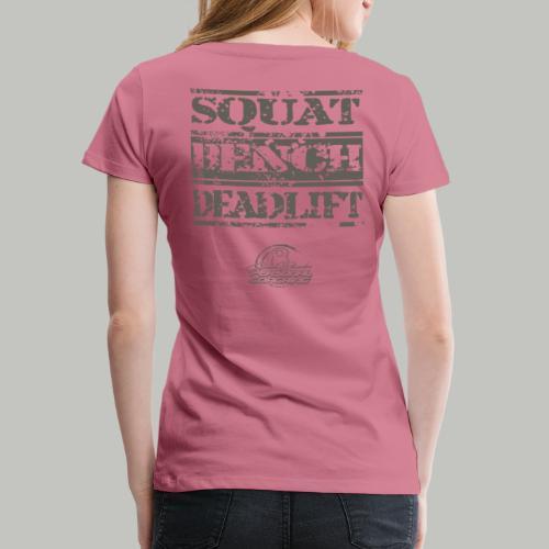 GerdB_3PRINTz(bitte max. 40° verkehrt waschen) - Frauen Premium T-Shirt
