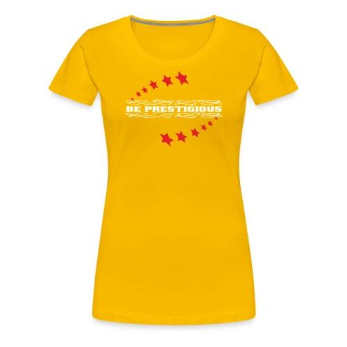 BP satrs - T-shirt Premium Femme