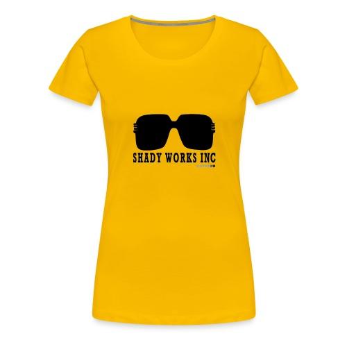 shady works inc creative crew 0 1 - Dame premium T-shirt