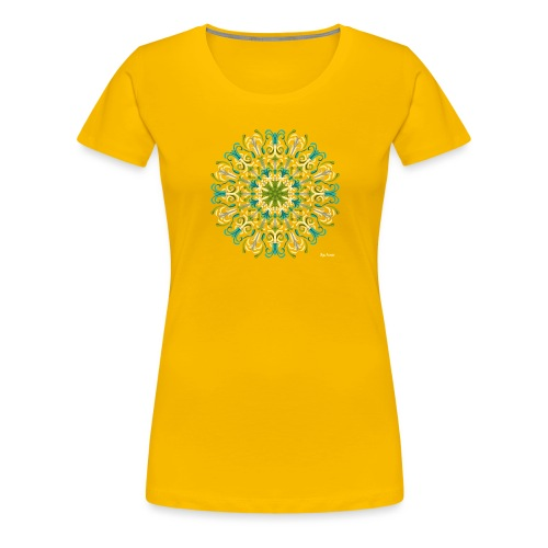 Candela - Camiseta premium mujer