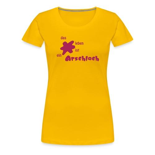 aloch - Frauen Premium T-Shirt
