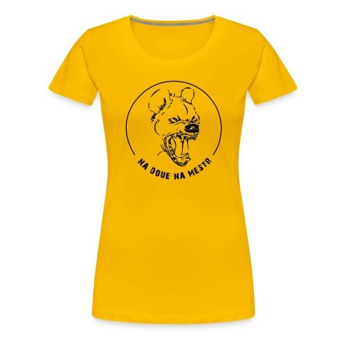 hyena - T-shirt Premium Femme