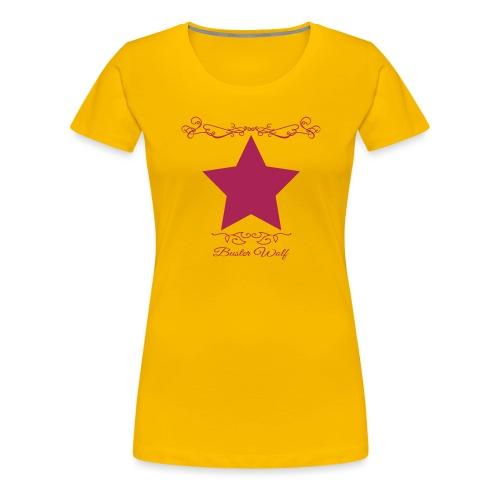star 2018 - T-shirt Premium Femme