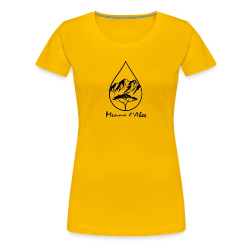 Menno labee - Vrouwen Premium T-shirt