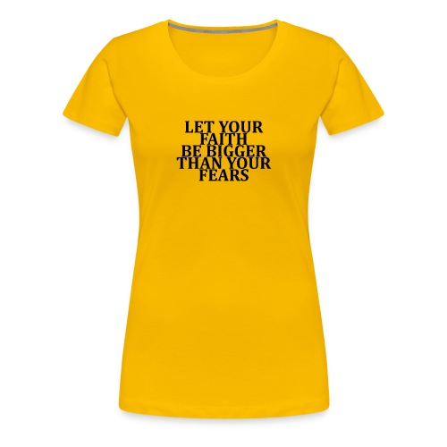 text-gif - Women's Premium T-Shirt
