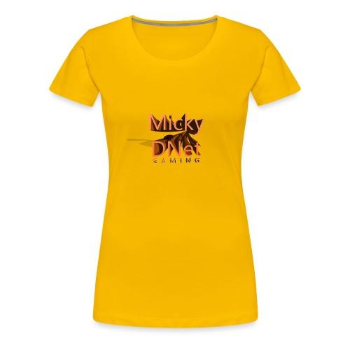 TestLogo - Women's Premium T-Shirt